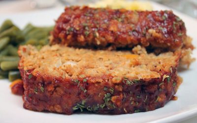 The Best Meatloaf Recipe Evah!